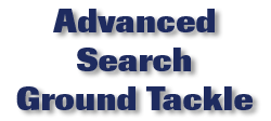 Advanced Search Ground Tackle