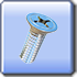 Titanium Cap Screws / Machine Screws